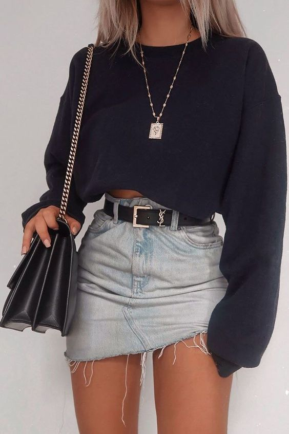 21+ Cool Outfits For School That Are Perfect For Everyday Wear – Women's fashion