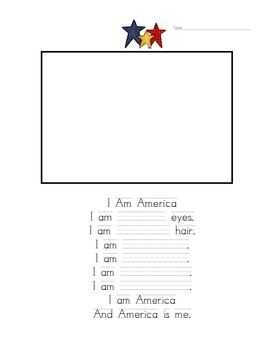 i am america teaching freebies pinterest poetry activities poetry and teaching themes. Black Bedroom Furniture Sets. Home Design Ideas