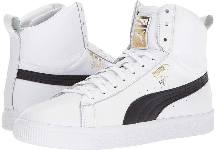 0b3244427a43 Puma Clyde Mid Core Foil Men s Shoes