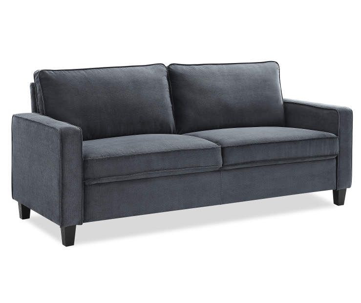 Grant Dark Gray Sofa Gray Sofa Dark Gray Sofa Sofa