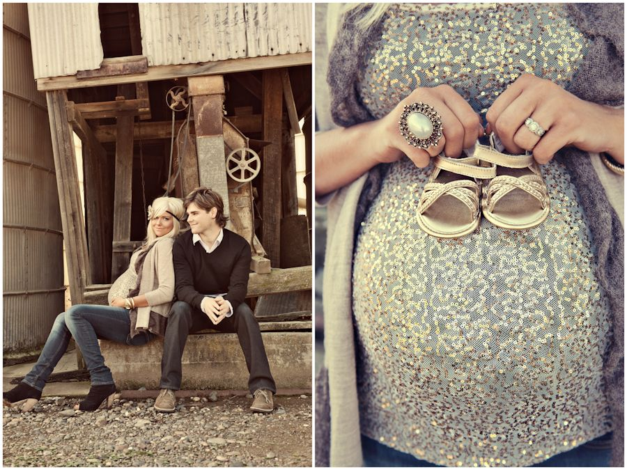 Fabulous maternity Pics! Love the colors, poses, outfits...
