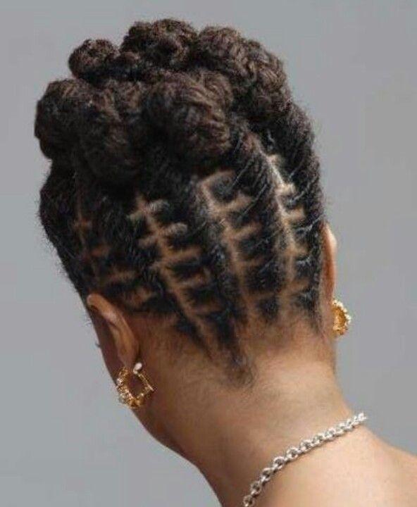 Awesome!!!! Updo | Beautiful Dreads Locs | Pinterest ...