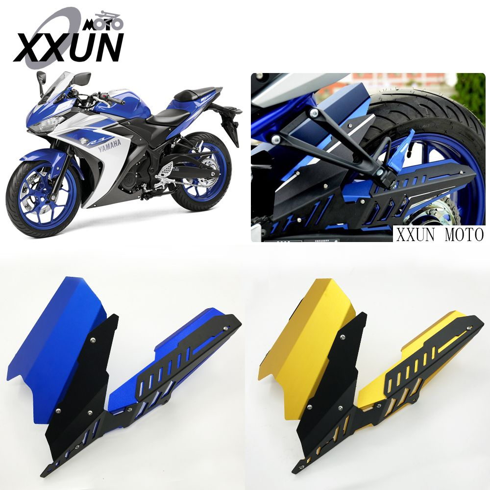 NEW Motorcycle Rear Fender Set Refit Plate Mudguard Tire