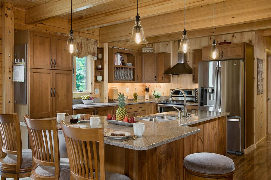 Coventry Log Homes | About Us | Picture Gallery | Cabin & Cottages ...