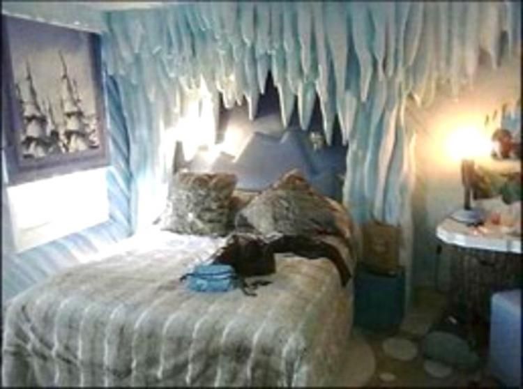 30 Awesome Winter Themed Bedroom Decoration Ideas