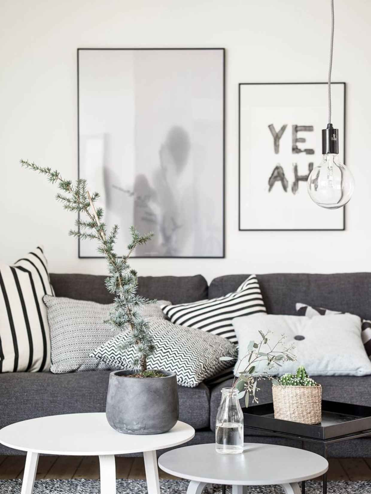 Comfortable Modern Living Room Design Decor Ideas
