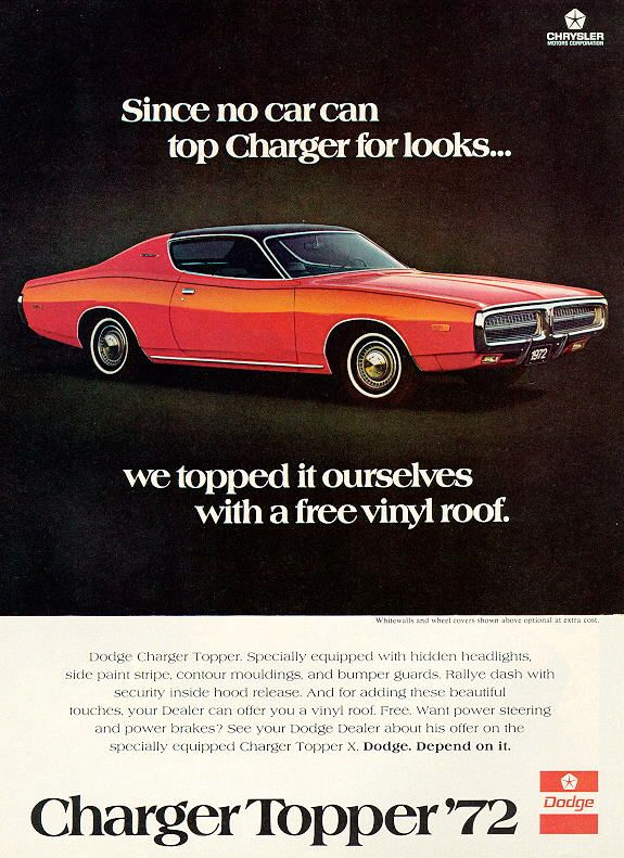 Muscle Car Dreaming Photo Dodge Charger Vintage Cars Mopar