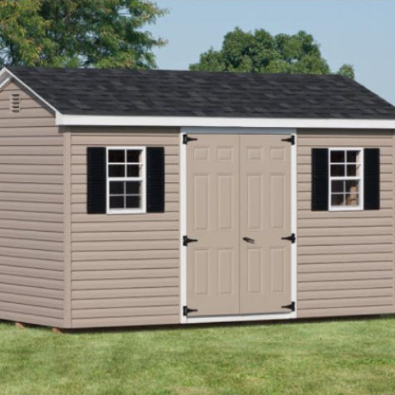 Amish Built Sheds Vinyl Wooden Storage Buildings Wooden Storage Buildings Shed Outdoor Sheds