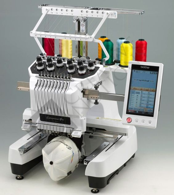 Brother Machines Can Also Be Used For Apparel Stitching For Home And