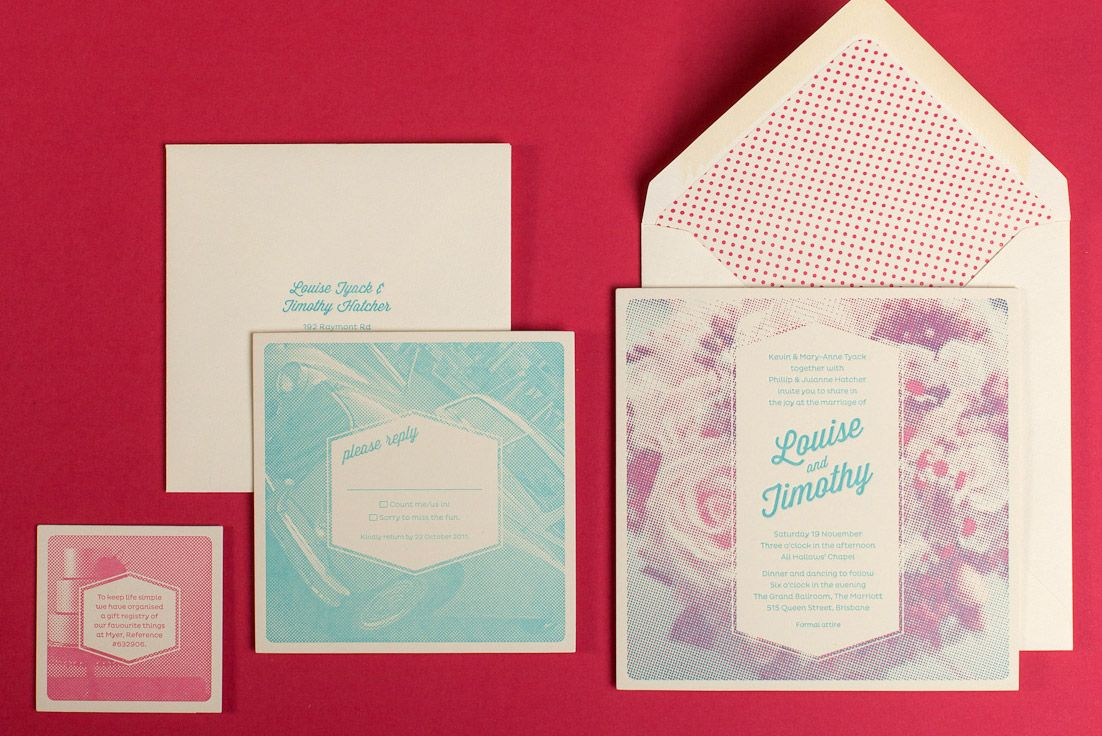 The Beauty of Letterpress: PHOTOGRAPHIC FIFTIES SUITE by The Hungry ...