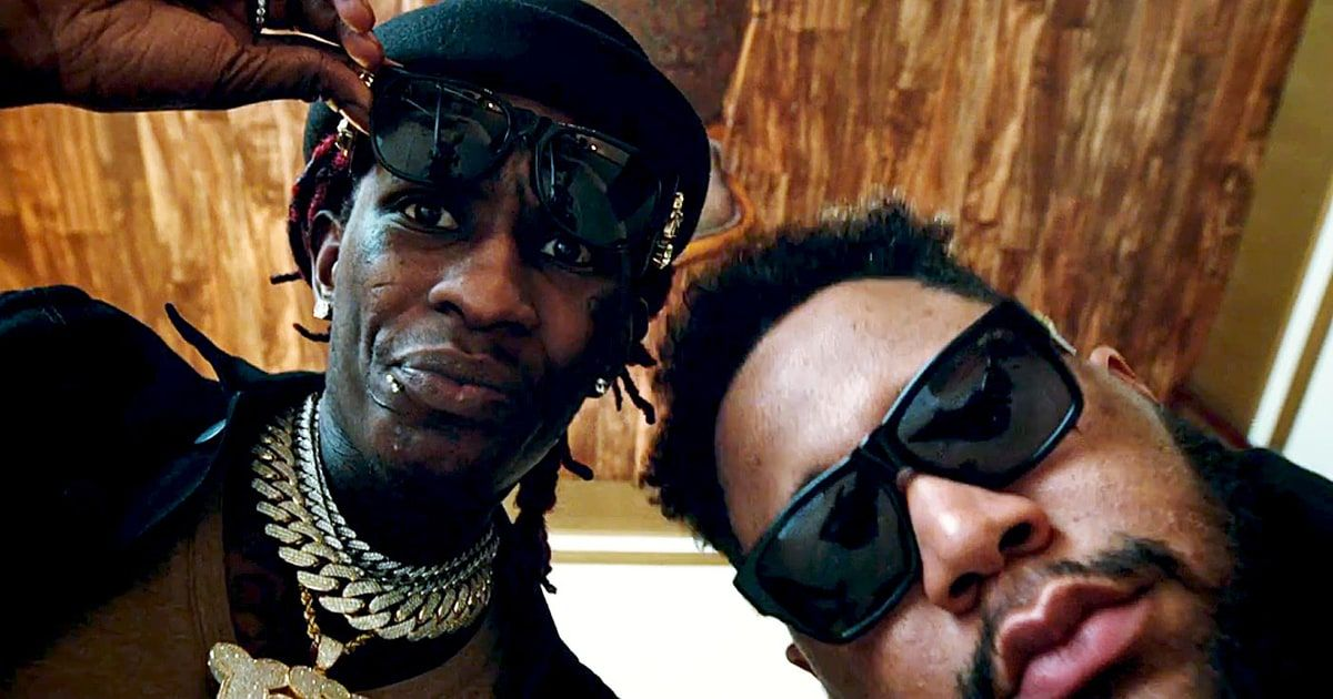 Watch Young Thug, Carnage's BloodSoaked 'Homie' Video