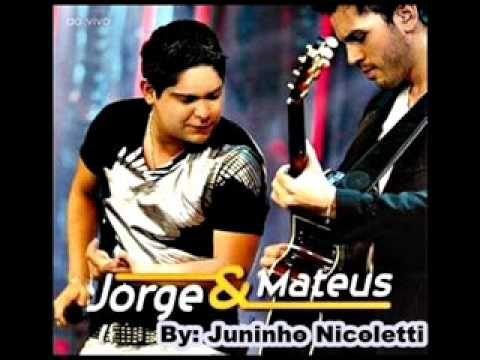 Jorge E Mateus Amo Noite E Dia Jorge E Mateus Jorge E Matheus