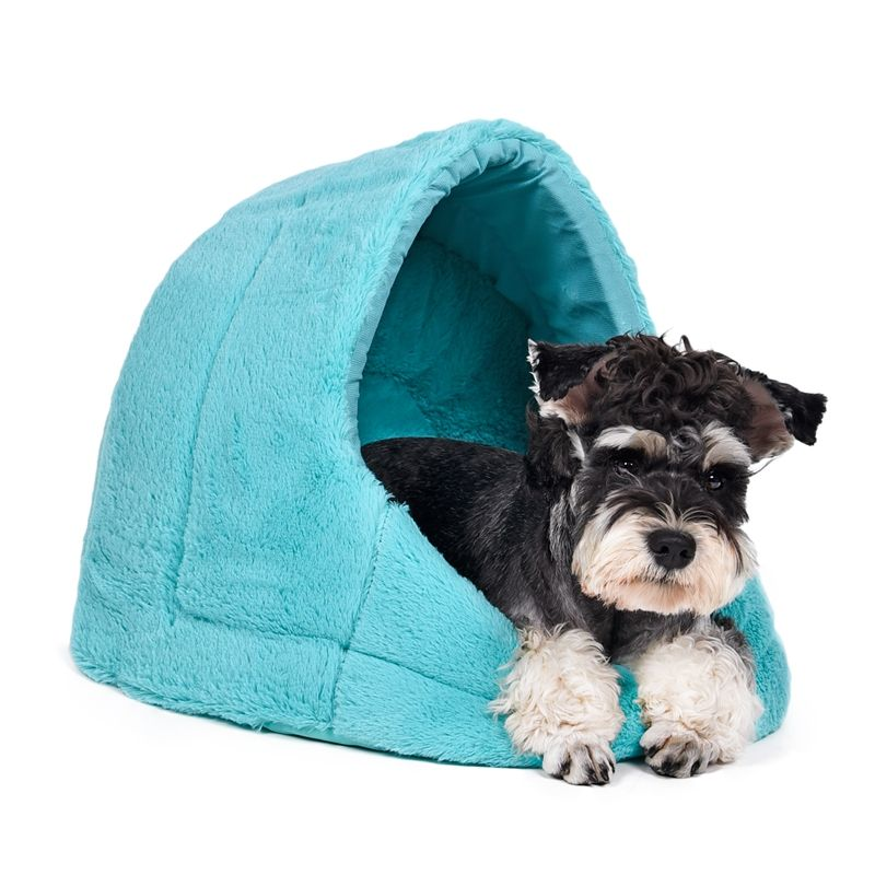 Free Shipping Animal Kennel Dog Cat House Pet Soft Cozy