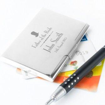 Engraved business card case decorative wedding design wedding engraved business card case decorative wedding design colourmoves