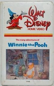 Opening To The Many Adventures Of Winnie The Pooh 1981 VHS ...