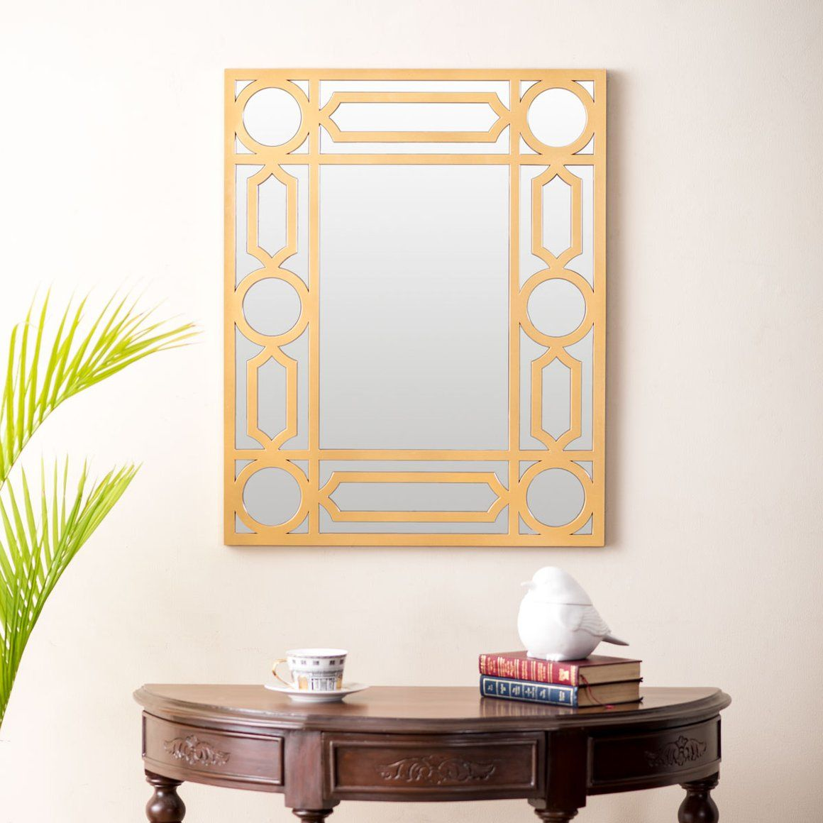 Wall Mirror Decor Buy Online Decorative Wall Mirror In India Thedecorkart Mirror Mirror Wall Decor Mirror Wall Living Room