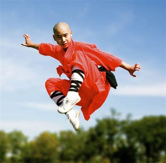 Zentral China: Shaolin Kongfu Klosterreise