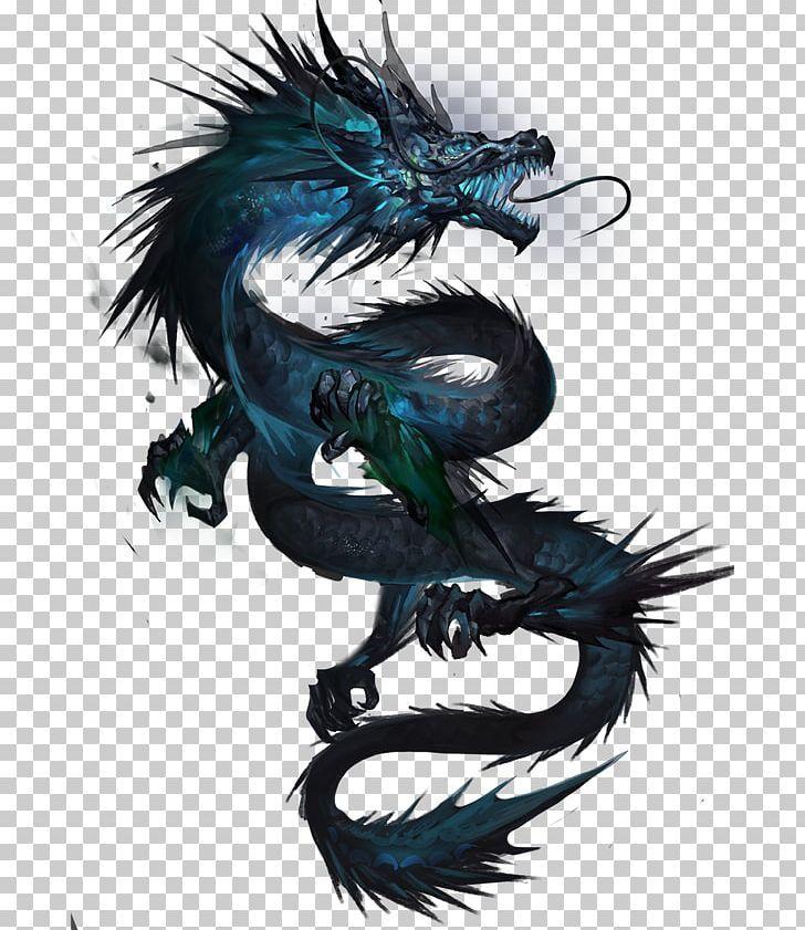Tattoo Chinese Dragon Japanese Dragon Drawing PNG - Free Download