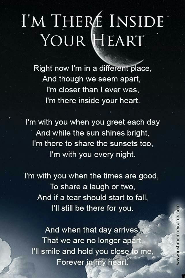 I Miss You So Much Poems 7