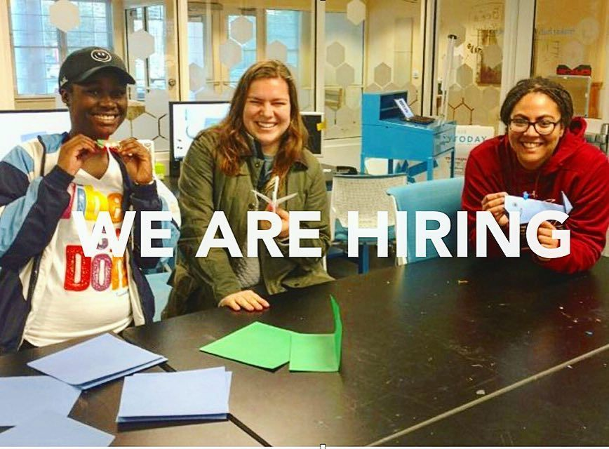 Are you an Elon student looking for customer service experience or the chance to engage creatively with your peers? The Maker Hub is looking for you! Check out this link to start your application: http://ift.tt/2oFqzMr