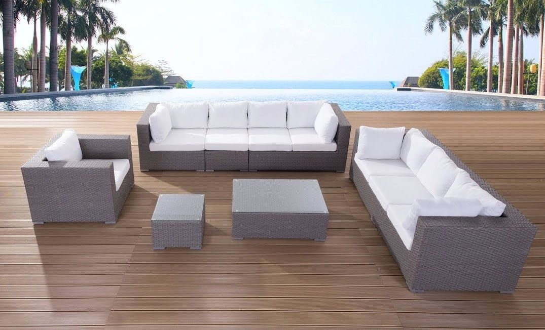 Maestro 5 Piece Deep Seating Group with Cushion