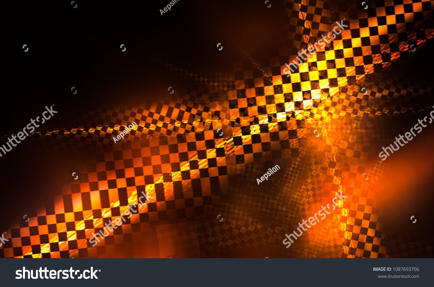 Racing abstract background. It contains elements of the checkered flag,  suitable for design of the categories of speed, … | Abstract backgrounds,  Texture, Checkered