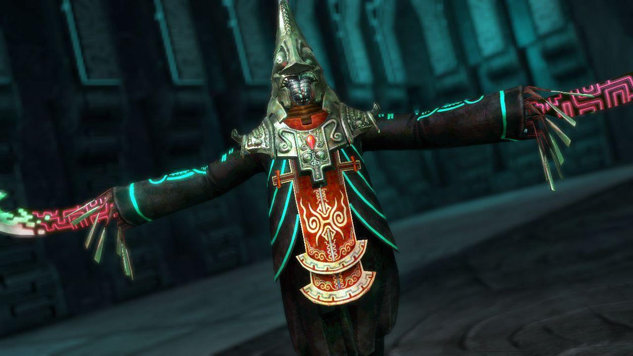 Zant From Twilight Princess Is Back In Wii U Zelda Musou Hyrulewarriors Zeldahw Hyrule Warriors Warrior Twilight Princess