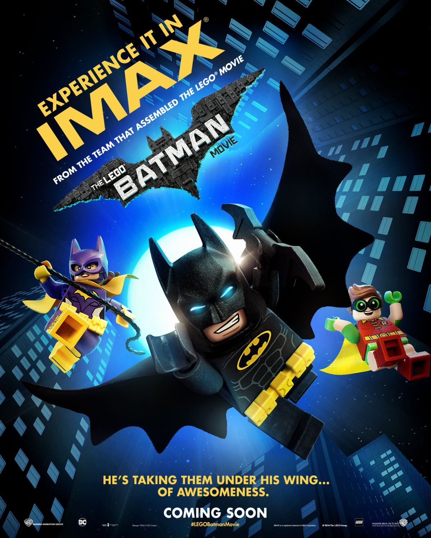 Resultado de imagem para Lego Batman: The Movie posters