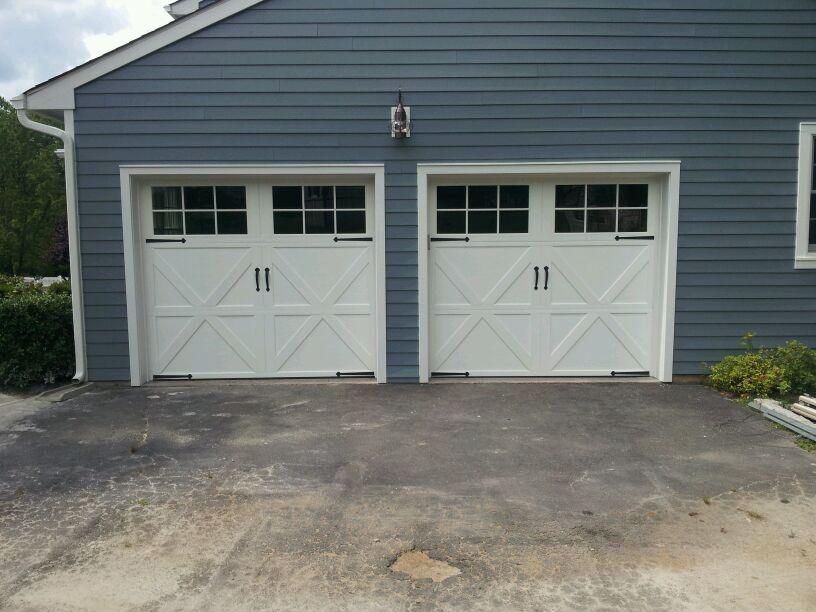Perfect Wayne Dalton 9700 Overhead Doors Dutchess Overhead Doors Replaced The Old  Wood Garage Doors With These