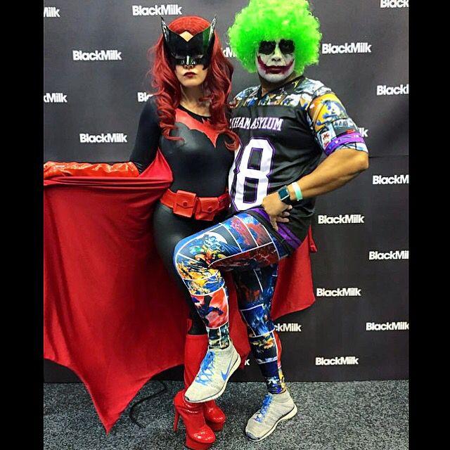 BMSupanova - Batwoman and the Joker ;)