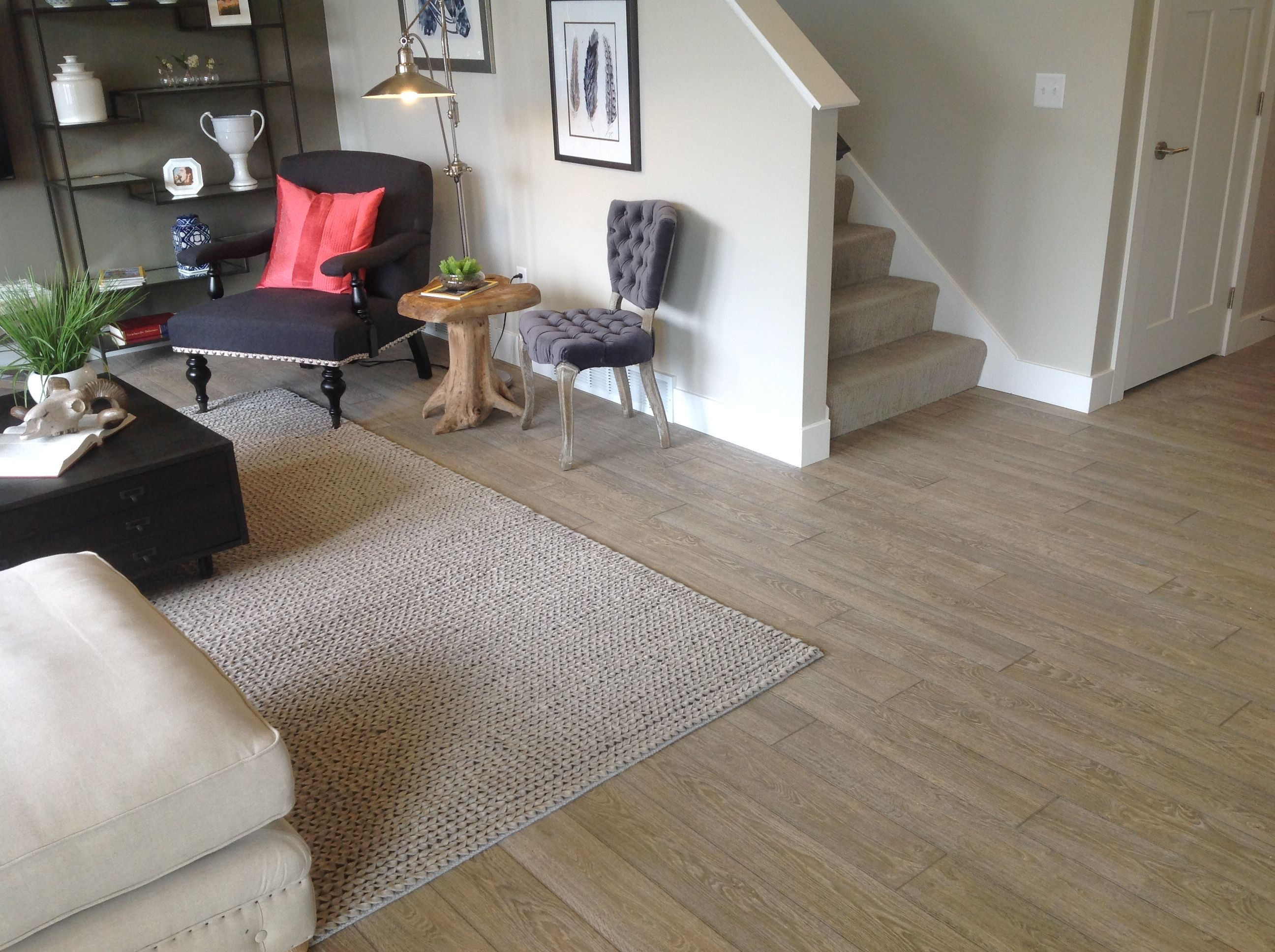 Grey Or Neutral How About Both Mannington S Black Forest Oak From The Restorations Collection Just Do It Best Vinyl Flooring Vinyl Flooring Flooring