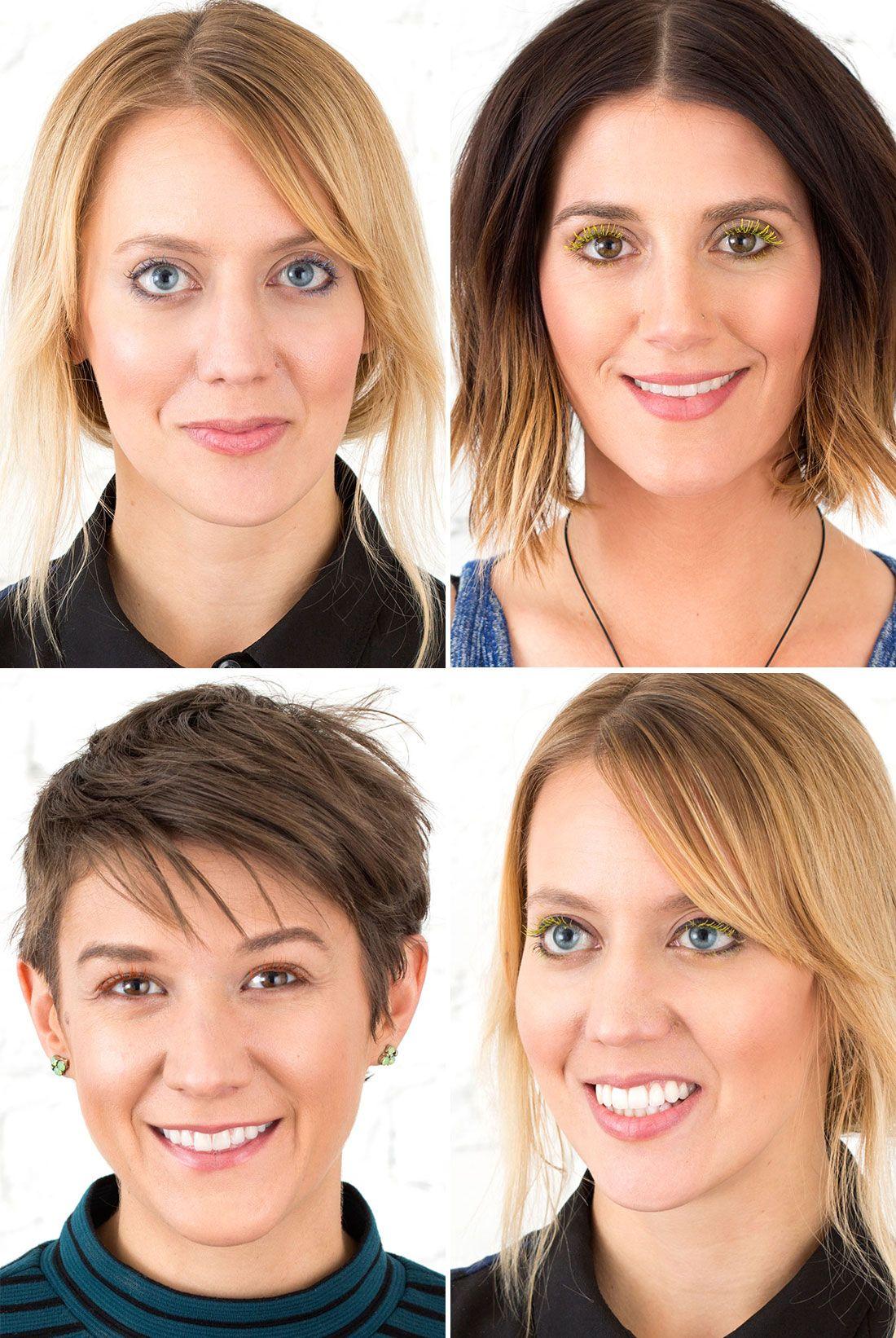 2 Ways to DIY Colored Mascara + 6 Ways To Rock It via Brit + Co.