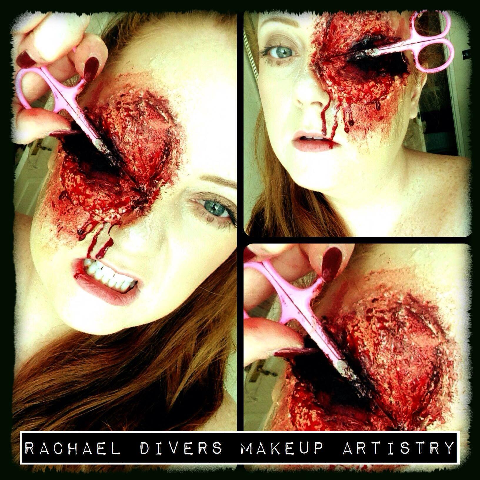 Pin by Rachael Divers Makeup Artistry on Halloween Makeup