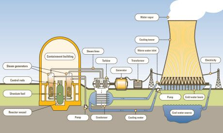 Why Is Nuclear Energy Important To The World Nuclear Power Plant Nuclear Plant Nuclear Power