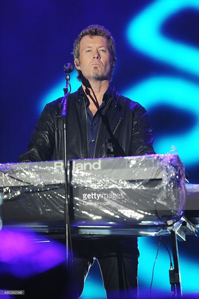 Magne Furuholmen Of A Ha Performs During Day 7 Of Rock In Rio On