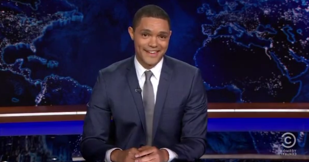 Trevor Noah Is Your Dad Now, 'Daily Show' Viewers