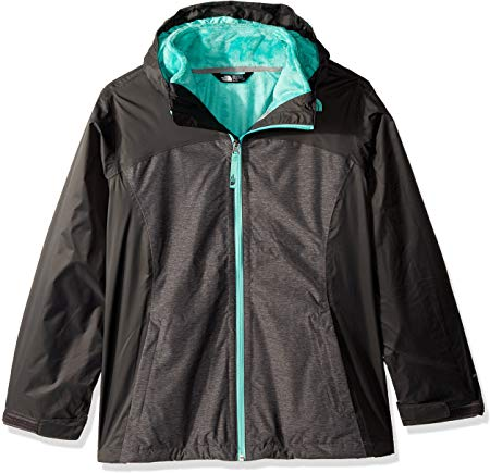 The North Face Kids Girls Osolita Triclimate Little Kids//Big Kids