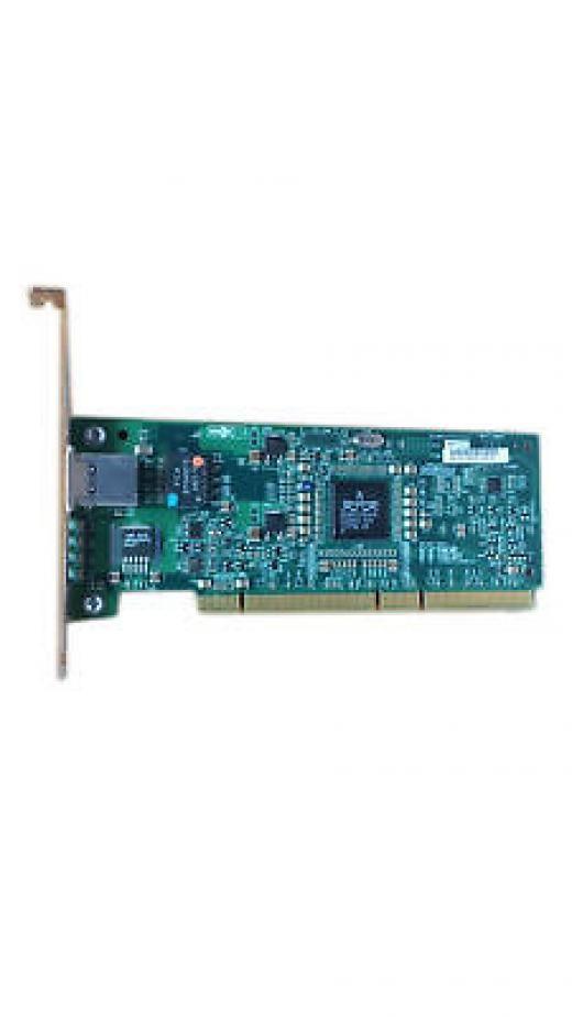 Broadcom Bcm95703a30u 10/100/1000mbps Gigabit Pci-x Ethernet/network ...