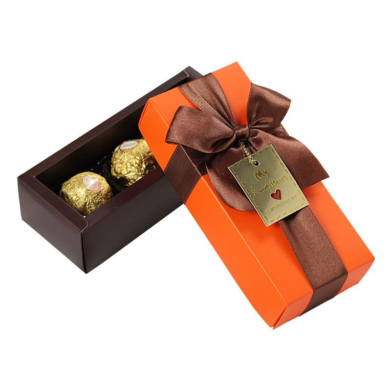 Chocolate Gift Boxes Packaging Uk : Ferrero chocolate gift box set multicolour
