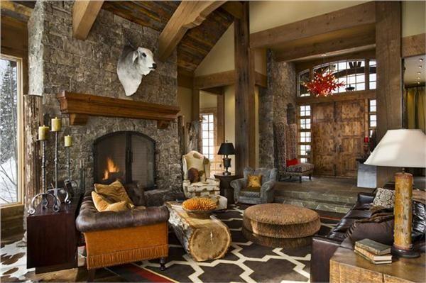 Rustic Style Defined Rustic Living Room Rustic Room Rustic