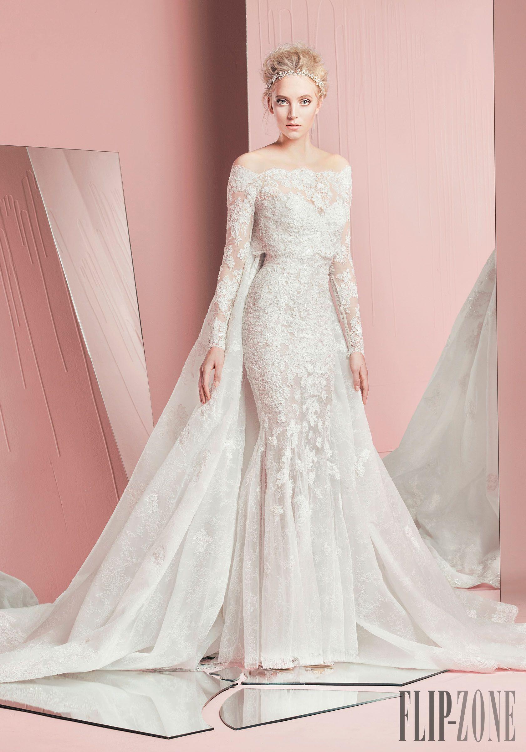 Zuhair Murad 2016 collection - Bridal | Zuhair murad, Wedding dress ...