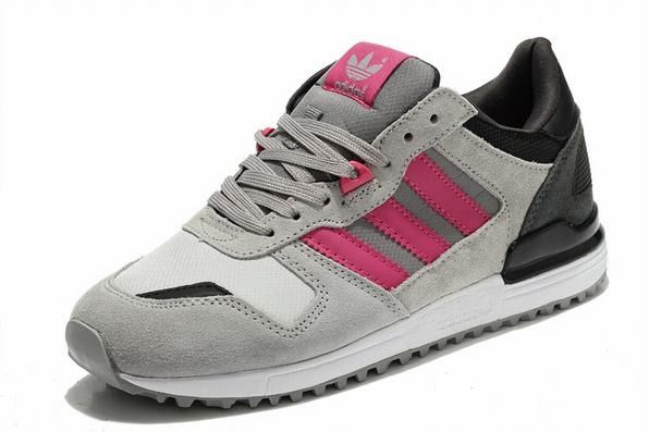 http://www.skoonline9.com/chaussure-de-course- · Adidas Zx 700Gris ...