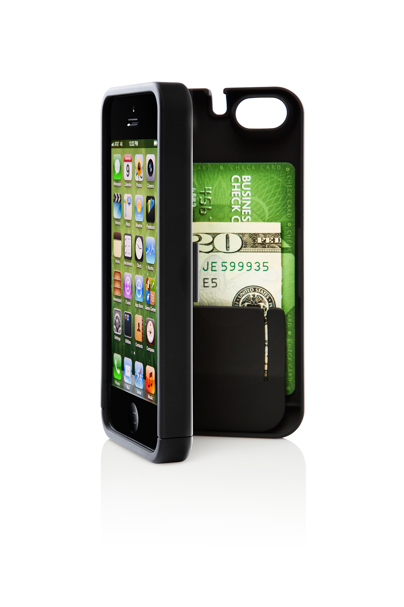 watch 47390 0926b wallet case for iPhone 5C | Now that's cool! | Iphone 5c cases ...