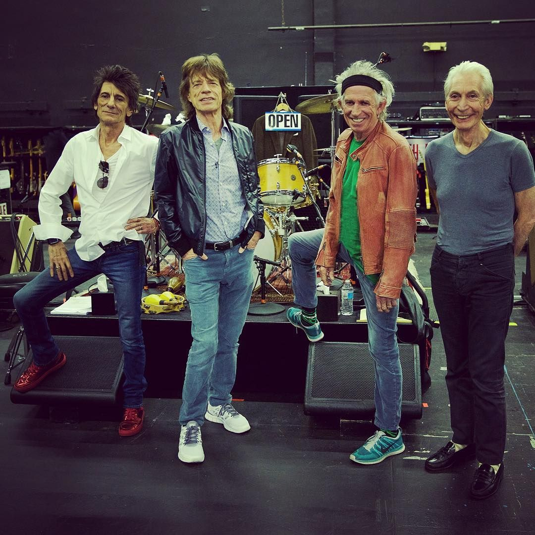 Come and see the Stones in Vegas! Tickets are on sale now via the link in the bio #StonesVegas