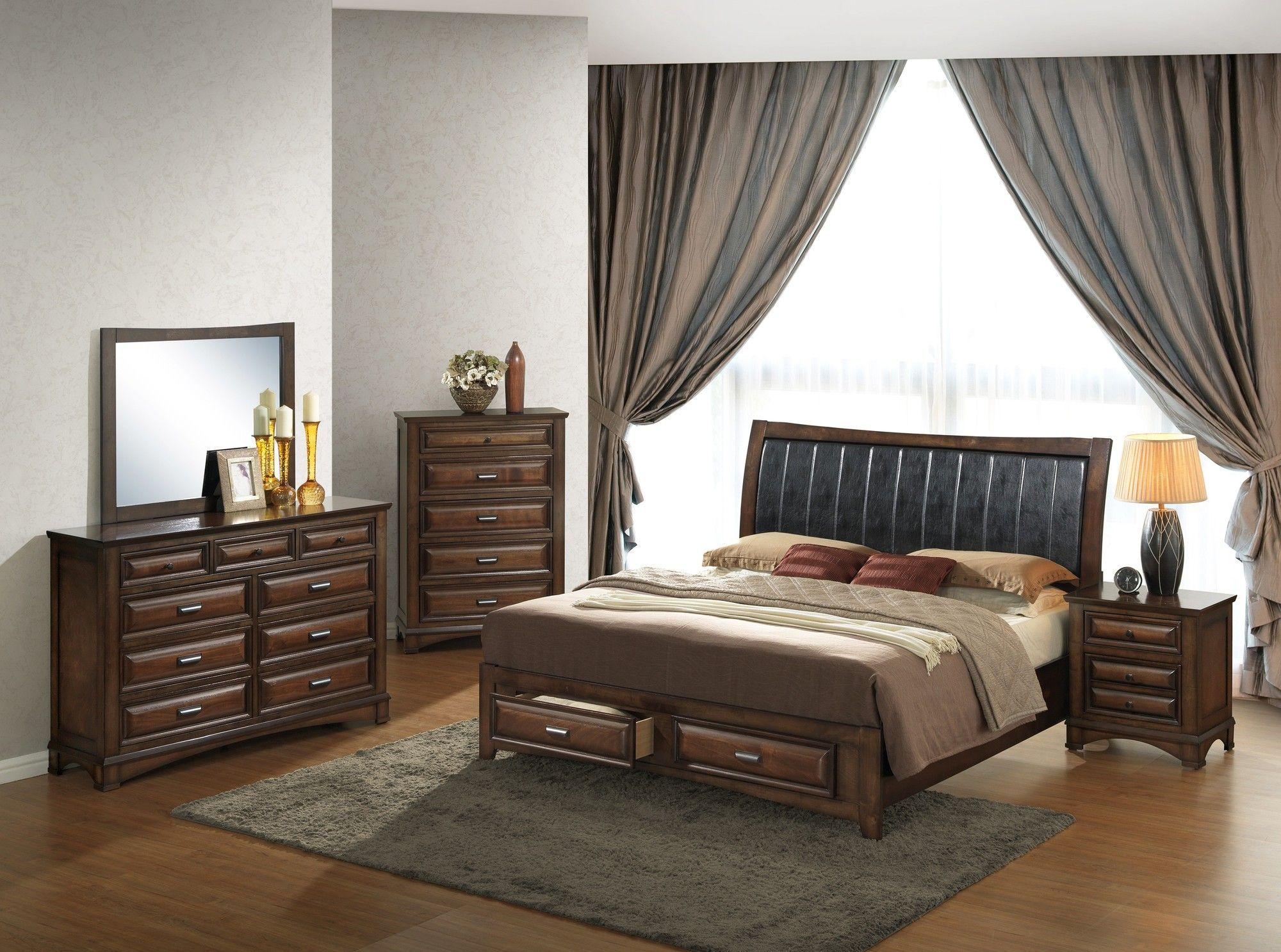 Best Jerold Standard 2 Piece Bedroom Set 5 Piece Bedroom Set 400 x 300