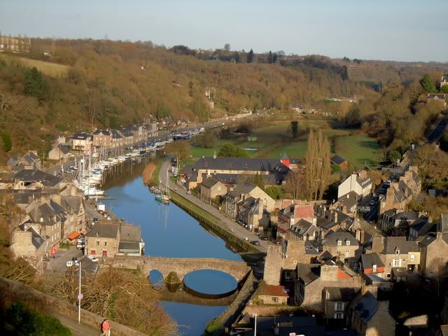 Dinan and its environs in Brittany | Any Port in a Storm