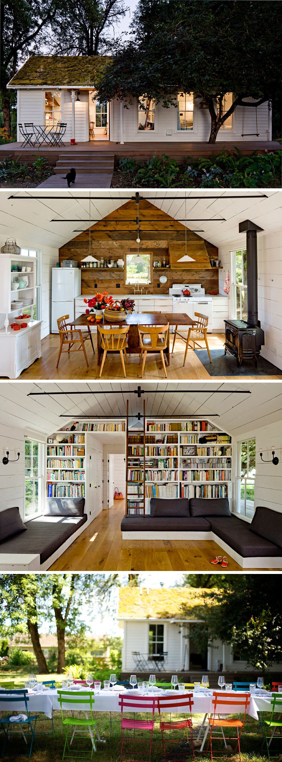 My Favorite Tiny House Approx 550 Sq Feet Just Add