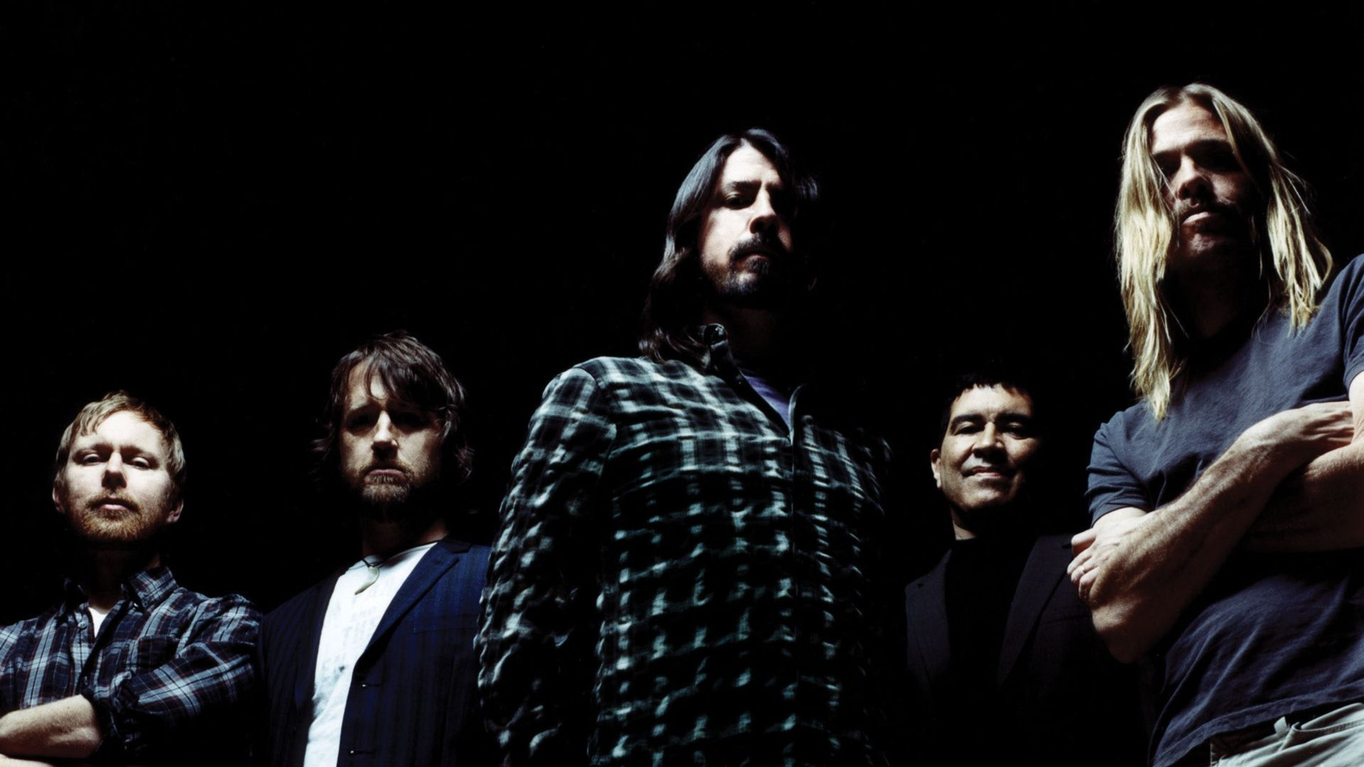 Video Foo Fighters Debut Something From Nothing Live On David