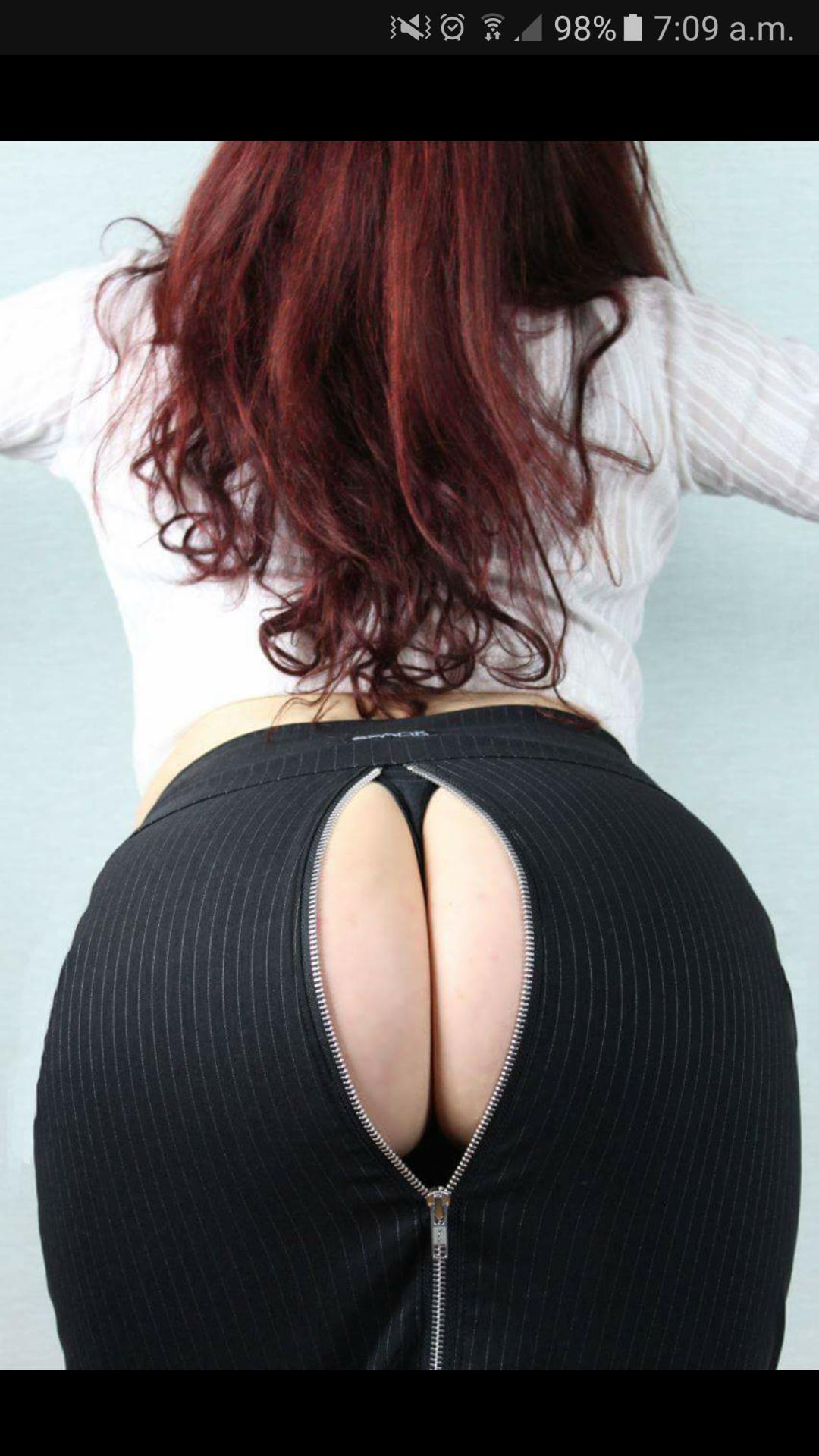 Caught Masturbating With Panties