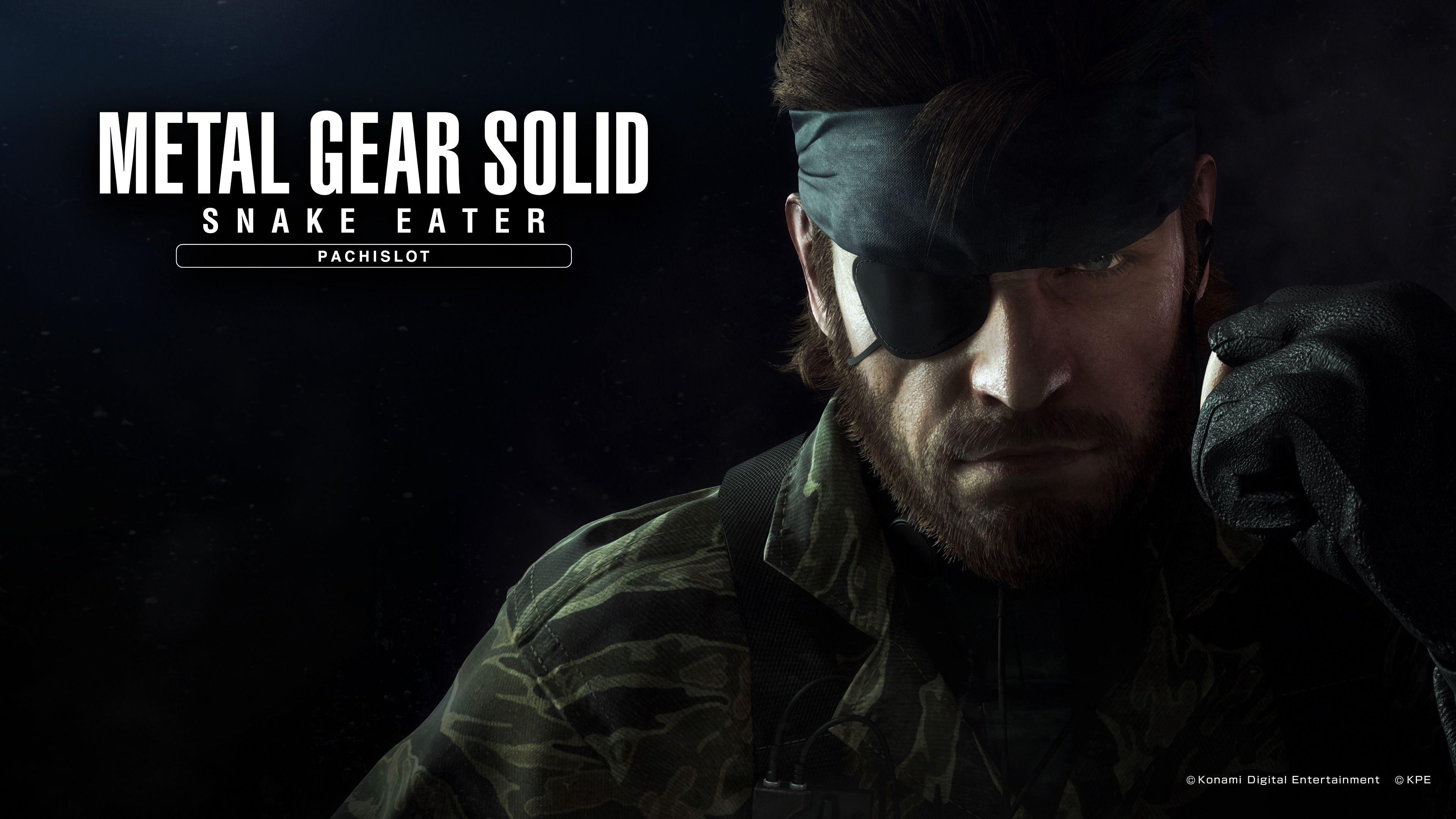 Naked Snake - Metal Gear Solid 3: Snake Eater #MetalGearSolid3 #NakedSnake #SnakeEater #MGS3SnakeEater #MGS3 #BigBoss